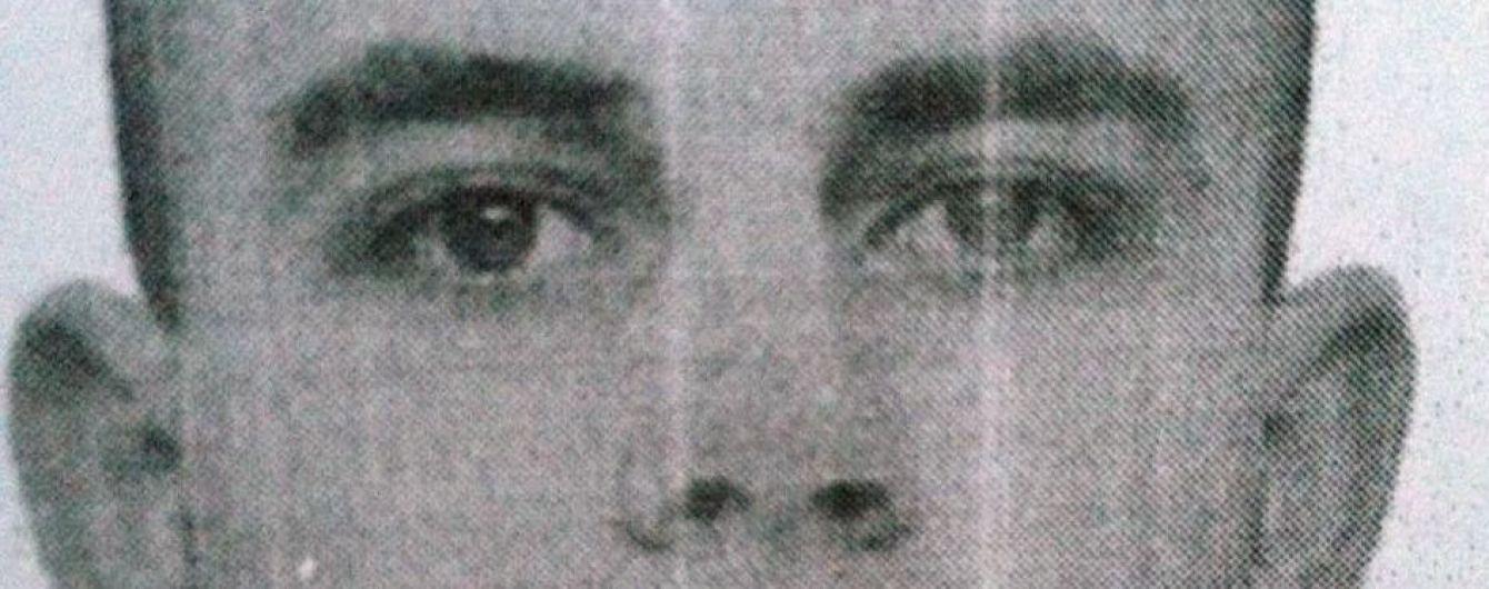На Житомирщині з колонії втік небезпечний злочинець. Фоторобот