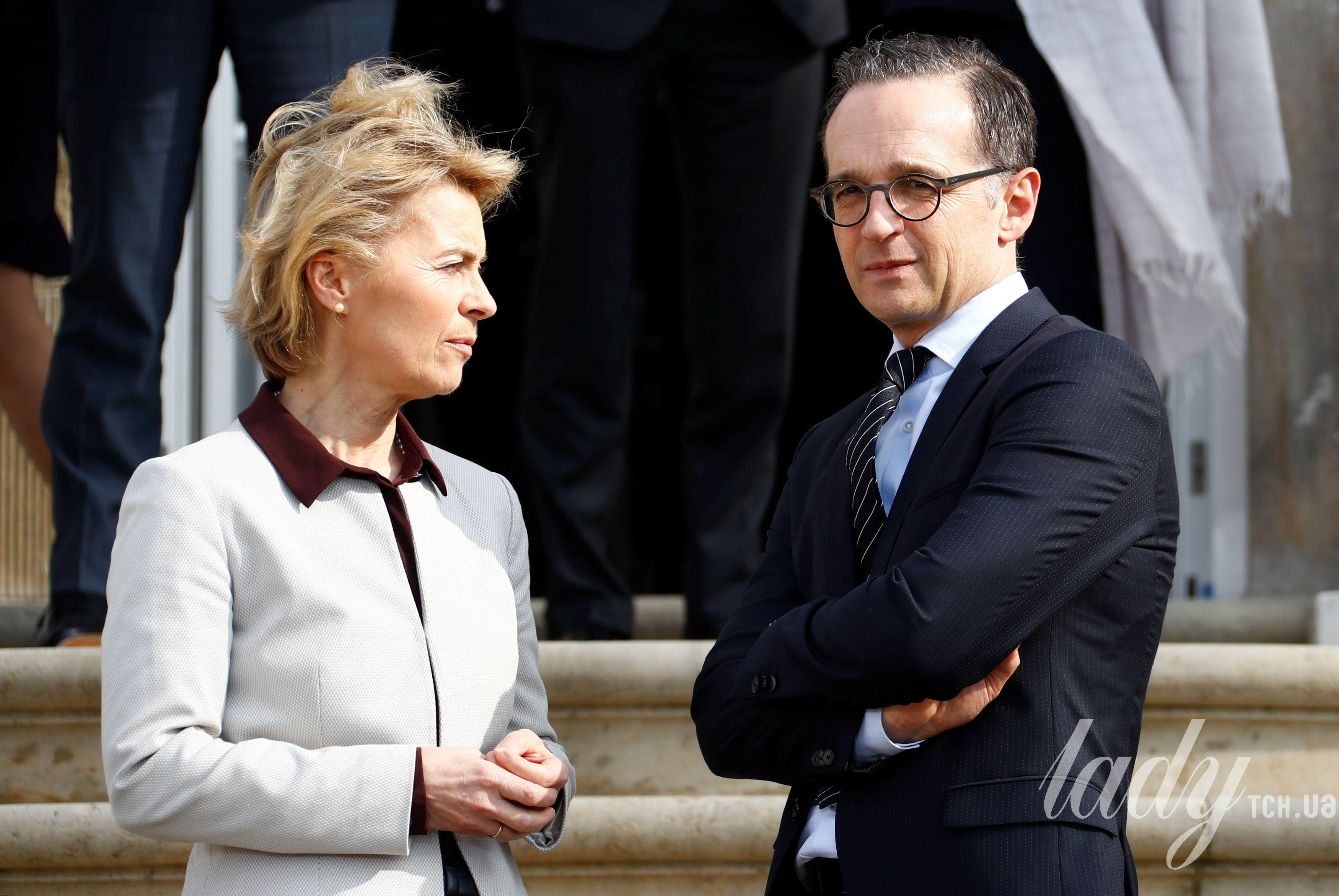 Министр обороны Германии Урсула фон дер Ляйен_2