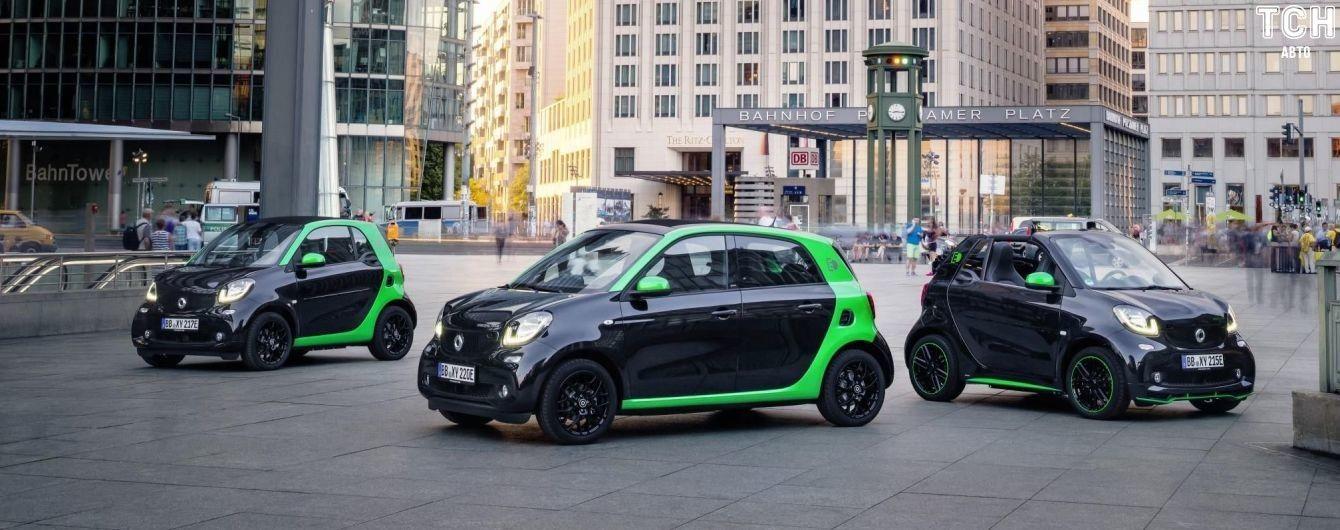 Smart готовит глобальную модернизацию бренда