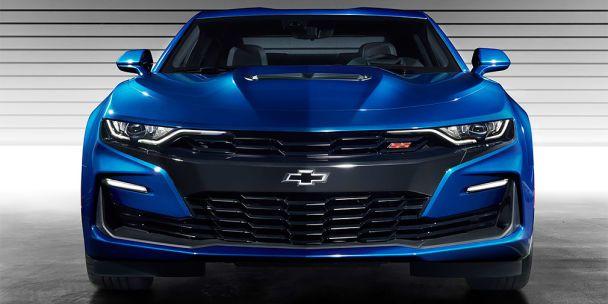 В Chevrolet раскрыли все тайны нового Camaro