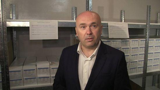 """Підозрюваного в розтраті 1,5 мільйона гривень гендиректора """"Укрвакцини"""" суд усунув від посади"""