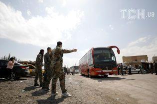 В Сирии во время обстрела автобуса были ранены российские журналисты