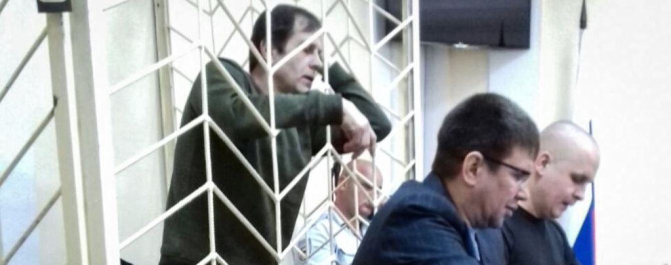 Осужденный в Крыму Балух отказался прекратить 23-дневную голодовку