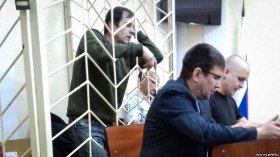 Чийгоз розповів про стан засудженого в Криму активіста Балуха, який голодує вже 43 дні