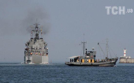 В очікуванні американських ракет по Сирії Росія привела в готовність свої війська там