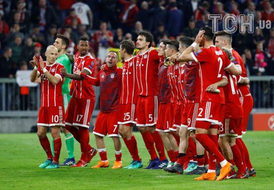 """""""Баварія"""" задовільнилася нічиєю із """"Севільєю"""" і вийшла до 1/2 фіналу Ліги чемпіонів"""