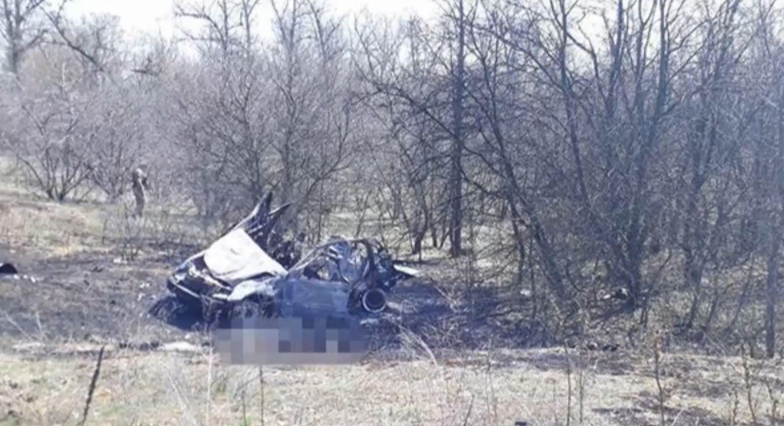 Целая семья подорвалась на мине на Луганщине