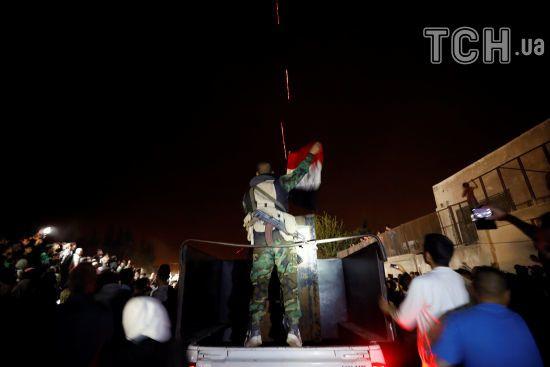 У Росії заявили, що війська Асада встановили контроль над Думою