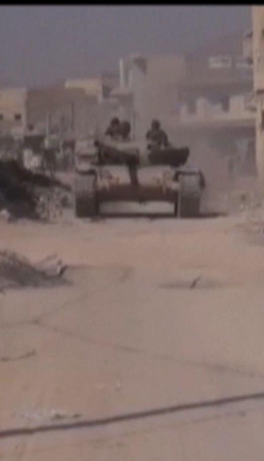 Захід готується покарати Башара Асада за хімічну атаку у Сирії