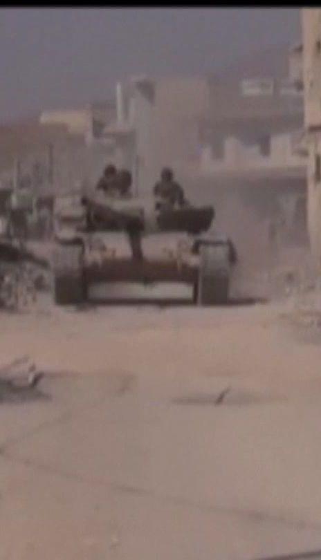 Запад готовится наказать Башара Асада за химическую атаку в Сирии