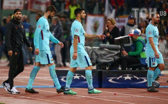 """Вони щось знали: футболісти """"Барселони"""" передбачили фіаско у грі Ліги чемпіонів"""