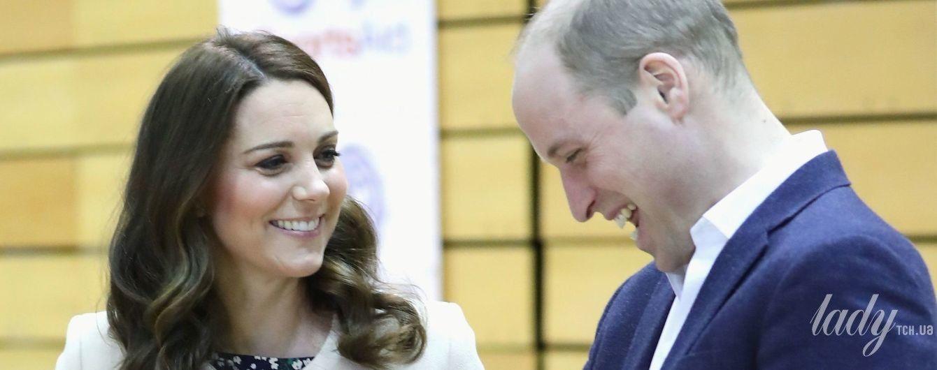 Проговорился: принц Уильям на радостях назвал имя, которым хотел бы назвать своего третьего ребенка