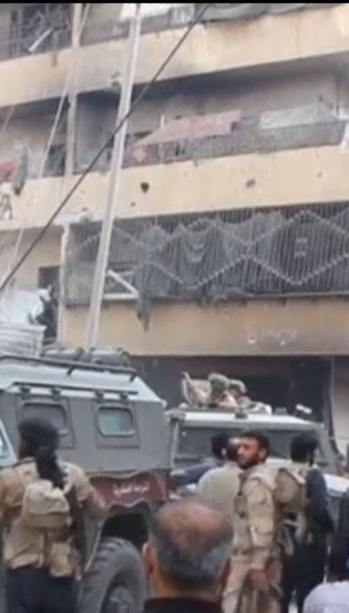 Войска Асада после химической атаки взяли под контроль город Дума