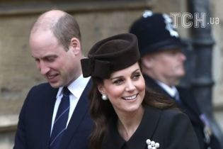 Кейт Міддлтон та принц Вільям втретє стали батьками