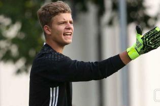 Немецкий вратарь забил пяткой в стиле Ибрагимовича на последней минуте встречи