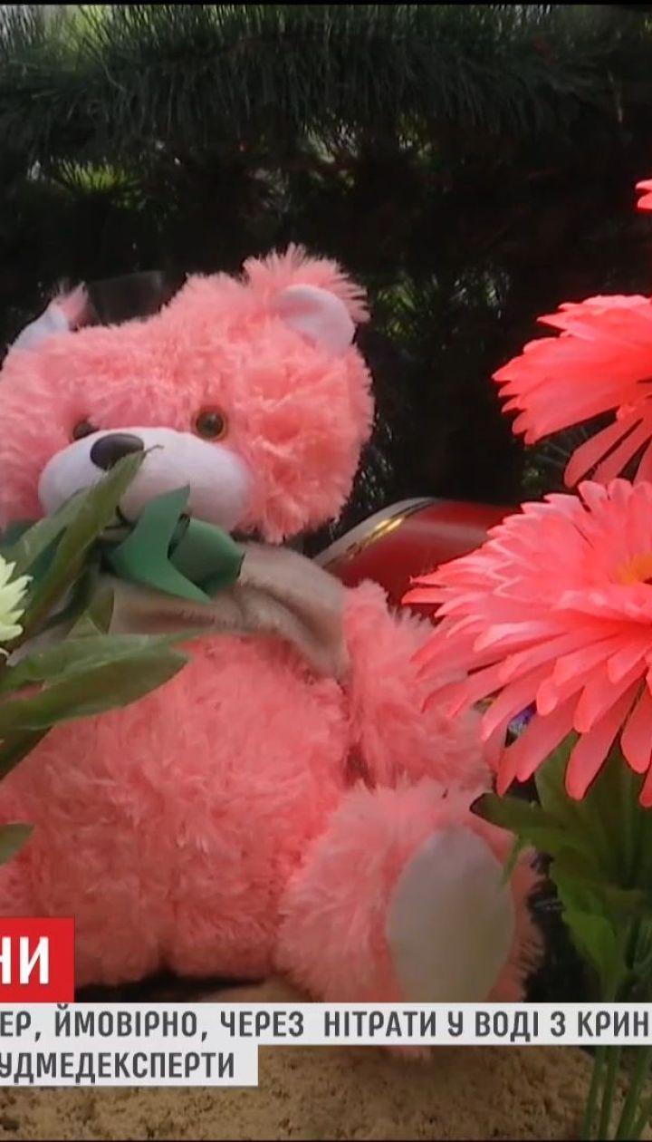 На Чернігівщині раптово помер тримісячний малюк