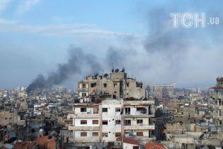 Израиль совершил ракетный удар по Сирии - СМИ