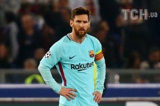 """Мессі """"наїхав"""" на тренера """"Барселони"""" після вильоту з Ліги чемпіонів"""