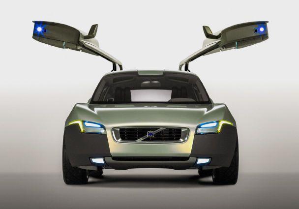 """В Volvo нашли ответ на вопрос """"чего хотят женщины от автомобиля"""""""