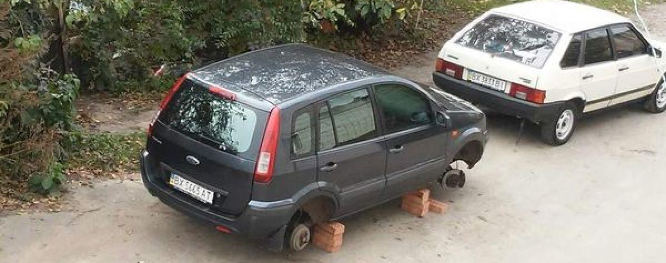 В столице орудуют автомобильные вымогатели
