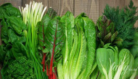 Что приготовить из весенней зелени