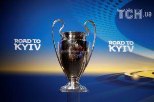 Полиция проведет командные обучения к финалу Лиги чемпионов в Киеве