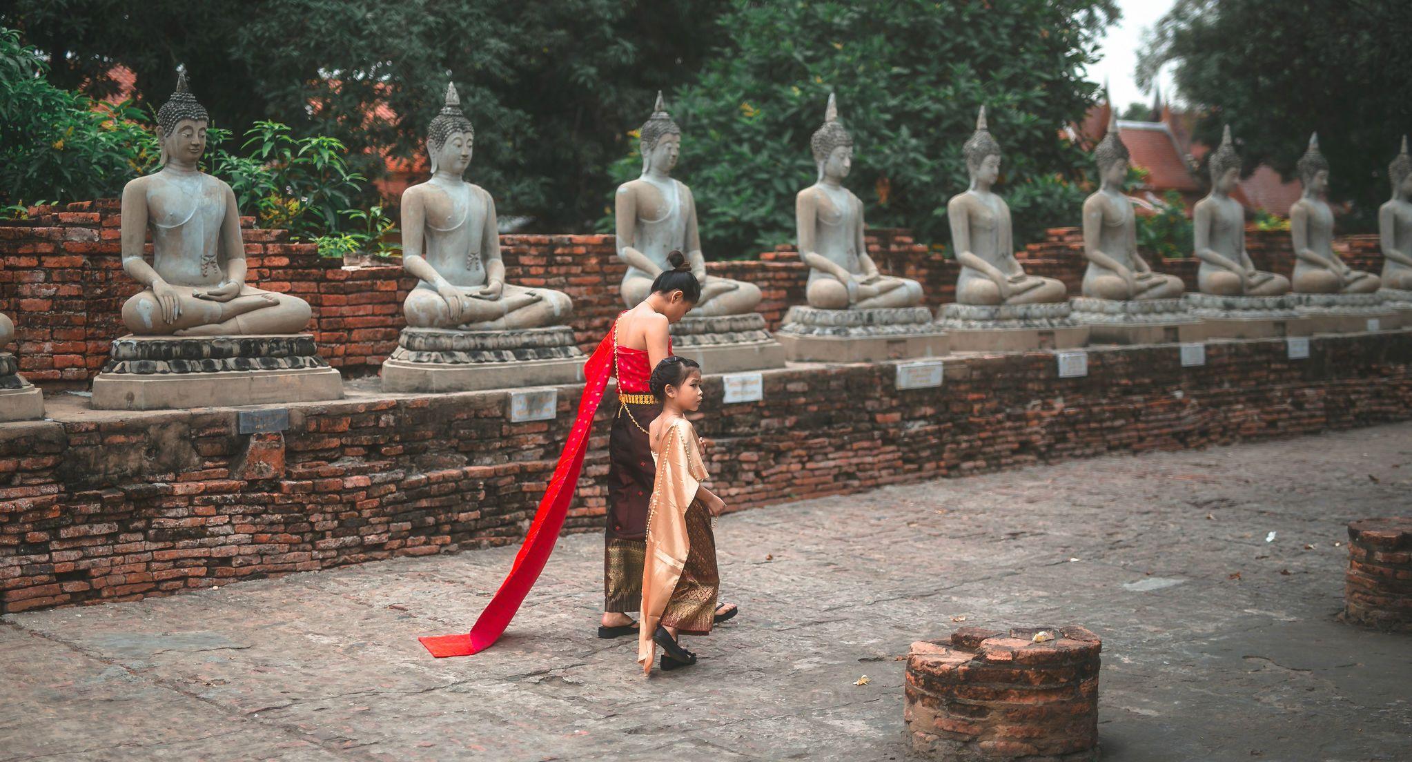 Таїланд, храми загубленого міста Аюттхая