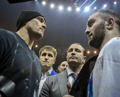 Усик та Гассієв вже домовилися про проведення бою-реваншу