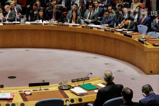 Радбез ООН: США закликали РФ визнати свою роль у катастрофі MH17, а Велика Британії нагадала про докази
