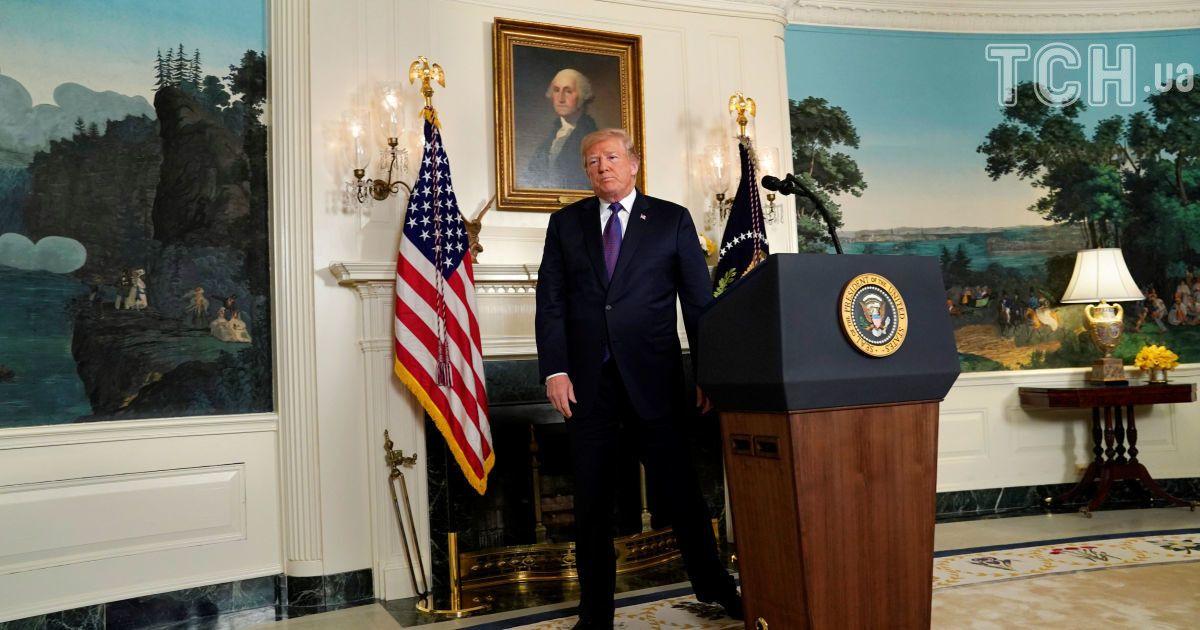 Різкі жести та категоричність: як Трамп наказав атакувати об'єкти в Сирії