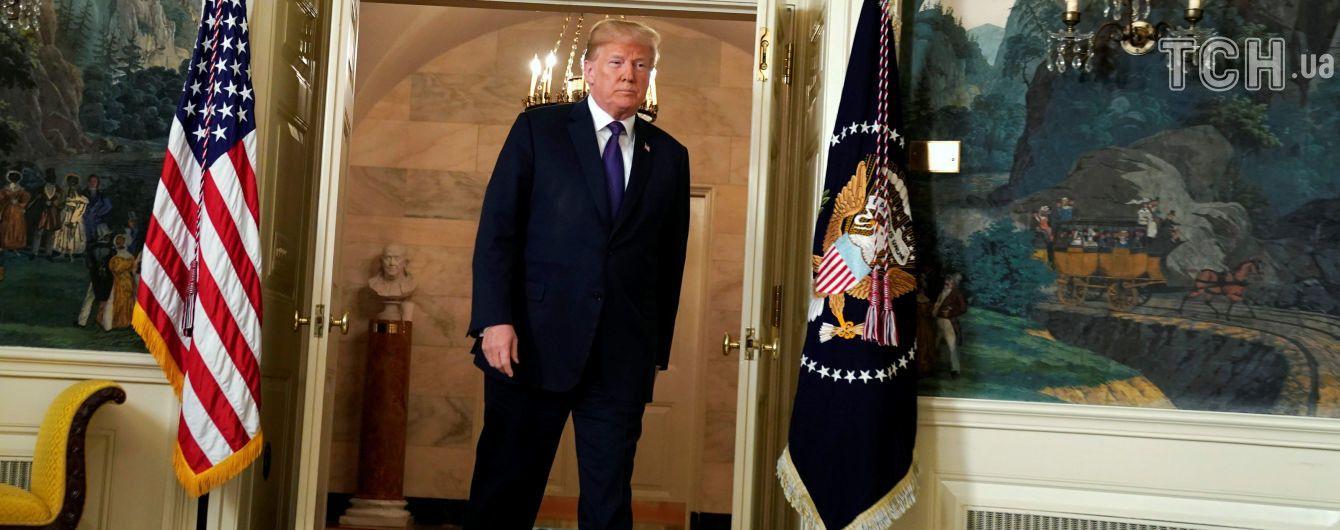 """""""Місію виконано"""". Трамп підбив підсумки операції у Сирії"""