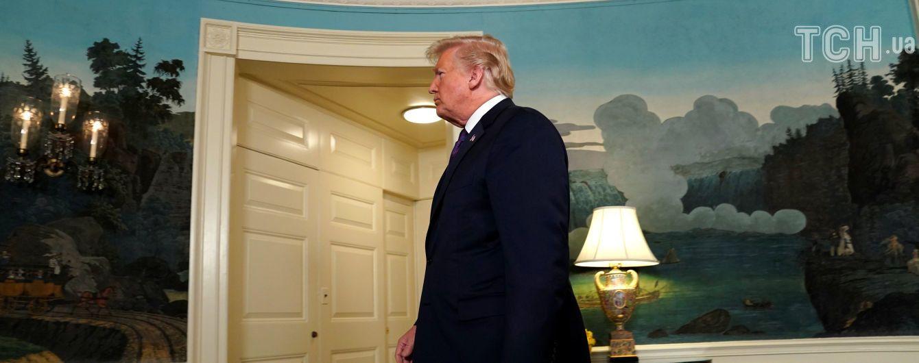 Дональд Трамп вирішив відкласти введення нових санкцій проти Росії - The Washington Post