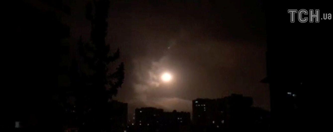 Выпущенные США ракеты не входили в зону ответственности российских ПВО