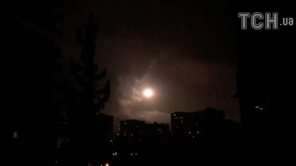 Перша хвиля атак по Сирії завершена - Пентагон