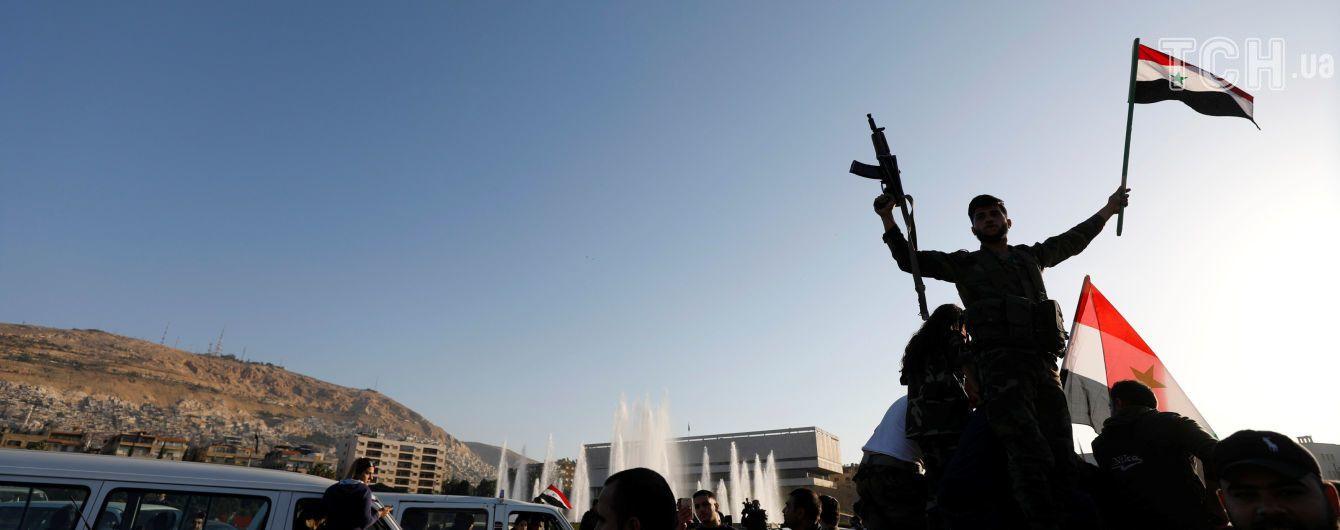 Дамаск назвал ночные авиаудары по Сирии грубым нарушением международных законов