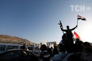 Дамаск назвав нічні авіаудари по Сирії грубим порушенням міжнародних законів