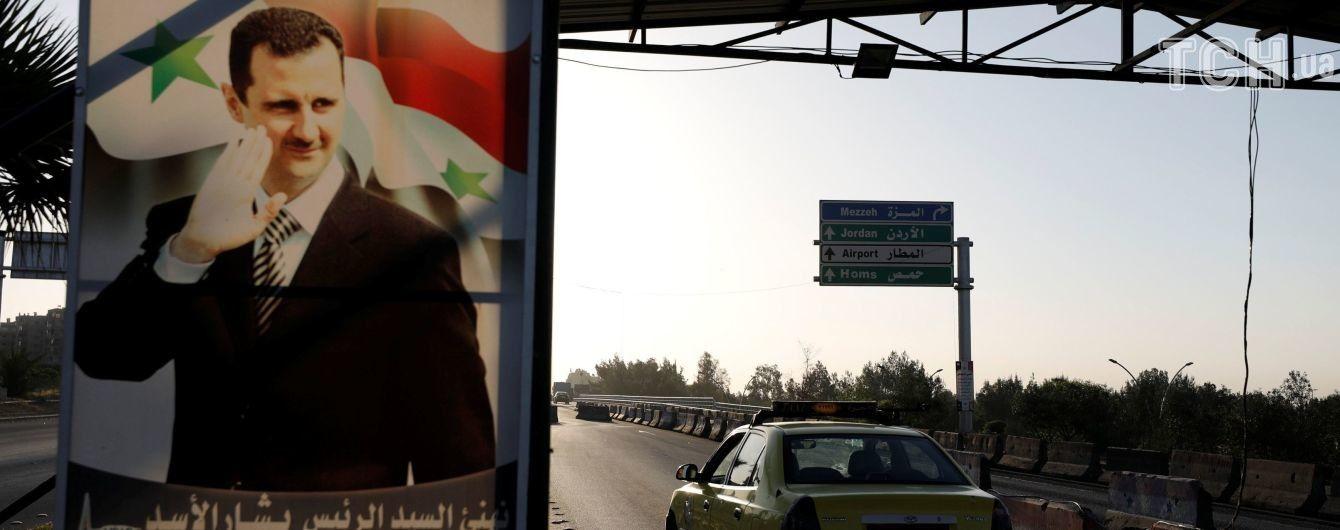 """""""Блідий удар"""". В Ізраїлі хотіли бачити, як США та союзники б'ють по палацу Асада"""