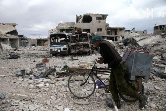 Росія та Сирія не допустили інспекторів ОЗХЗ до місця хімічної атаки