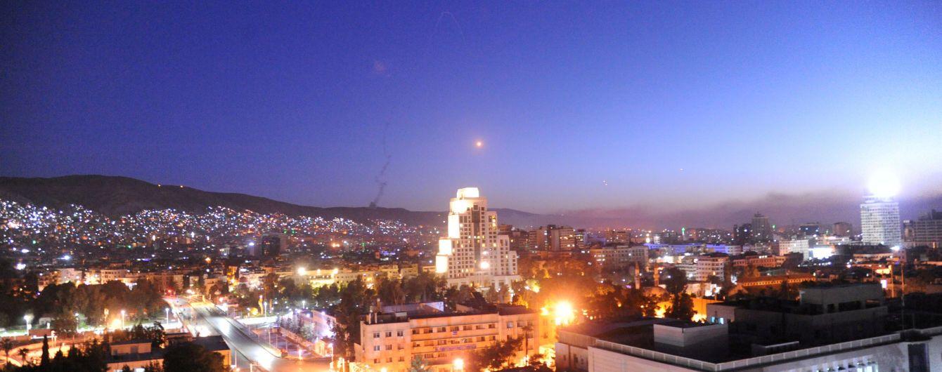 Иран выступил с жестким заявлением после ударов коалиции по Сирии