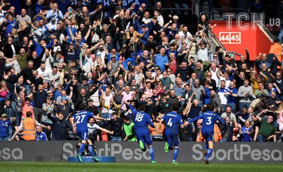 Радість футболістів Челсі