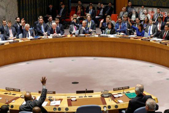 Радбез ООН рішуче відхилив російську резолюцію по Сирії