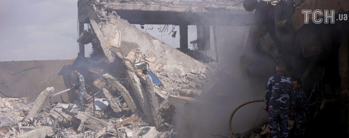 Разрушенный авиаударами научный центр в Сирии разрабатывал лекарство от рака - СМИ