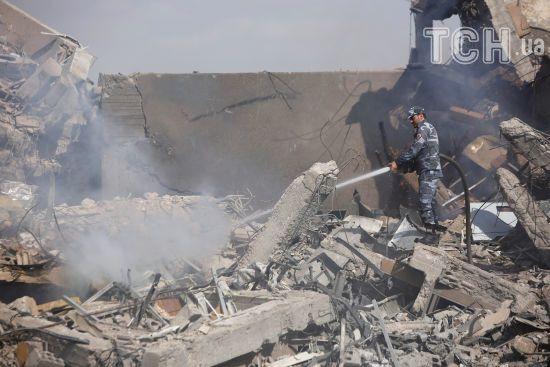 Євросоюз подовжив ще на рік санкції проти режиму Асада