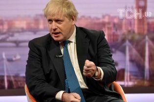 Джонсон назвав справжню мету авіаудару трьох країн по Сирії