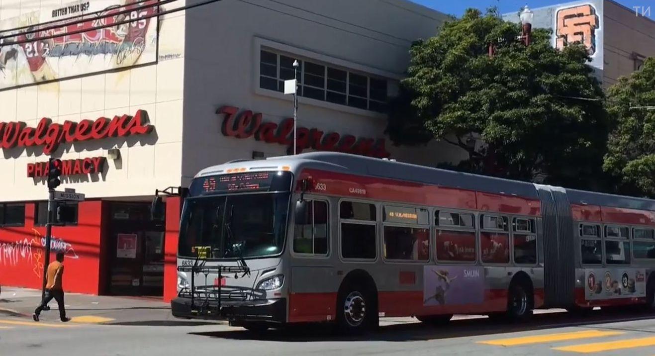 Экономность и удобство: почему общественный транспорт Сан-Франциско доступнее за украинский