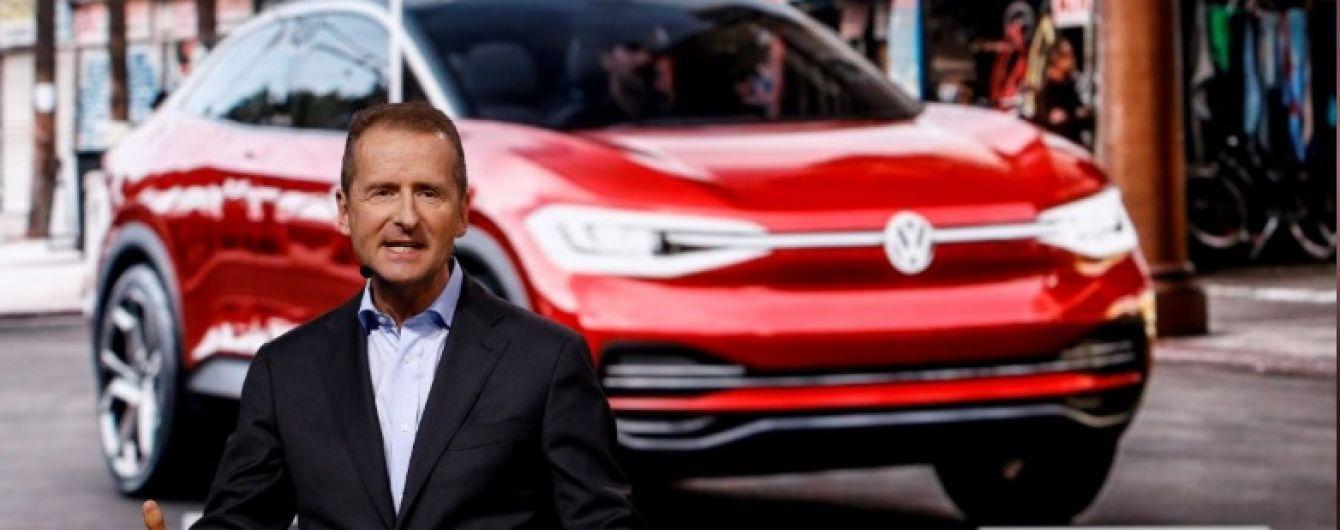 Новый глава Volkswagen может расформировать концерн