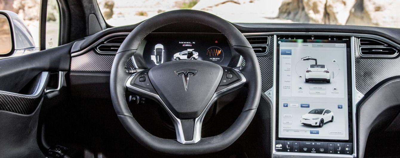 Tesla удивила владельцев улучшенным браузером