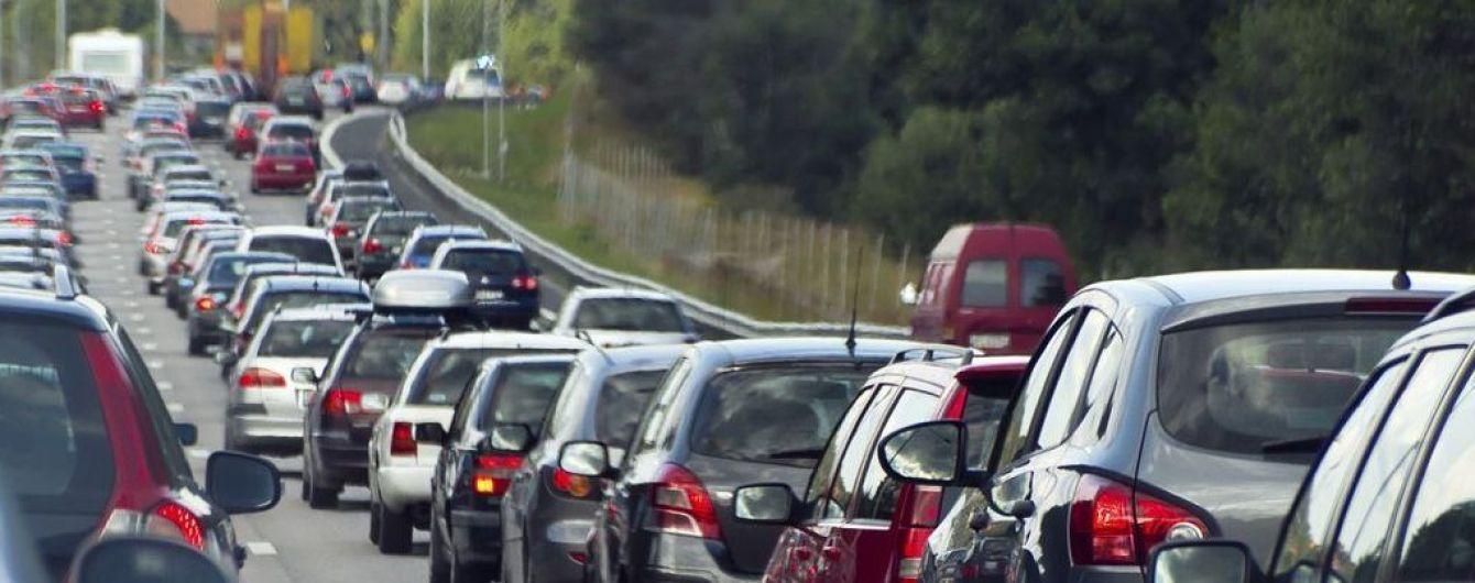 В Украину по закону о льготной растаможке за год завезли больше 50 тысяч б/у авто