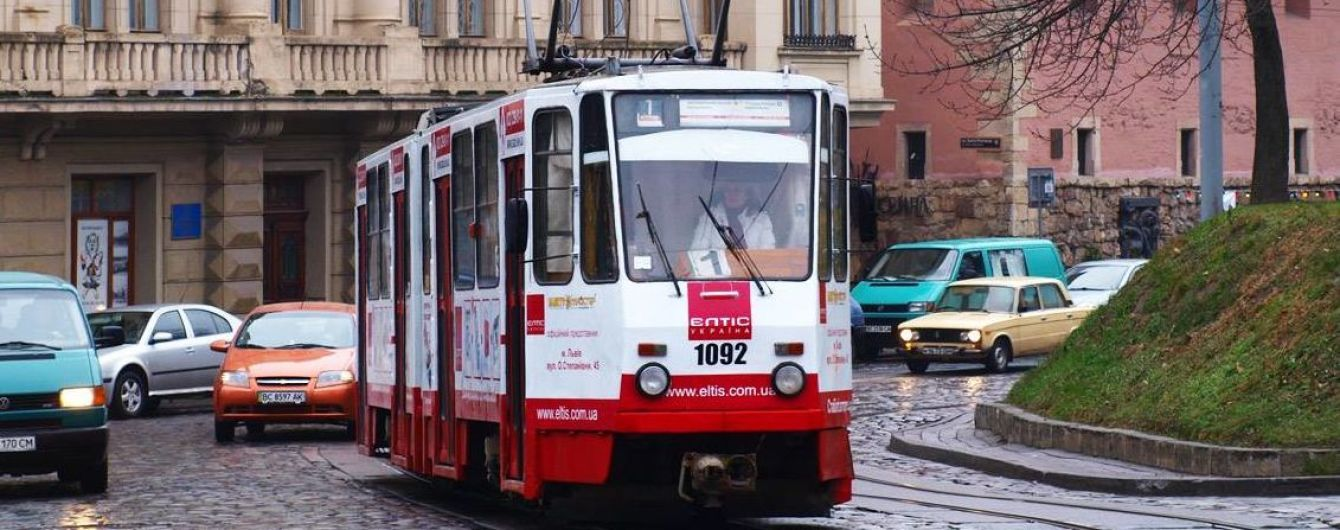 Во Львове существенно подорожал проезд в трамваях и троллейбусах