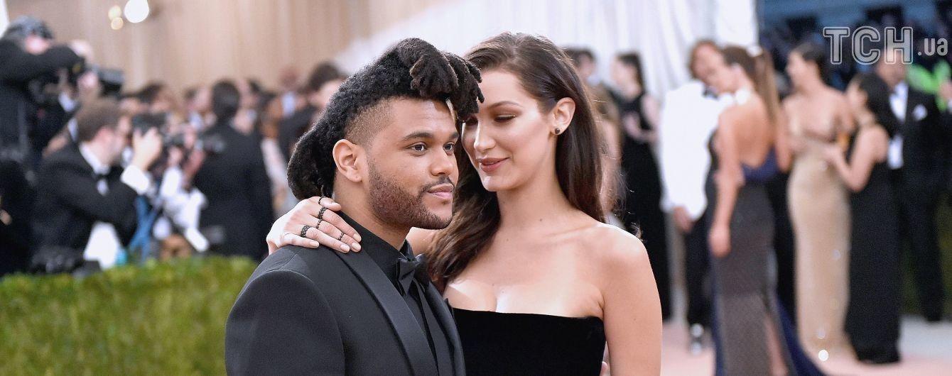 Беллу Хадид и ее экс-бойфренда The Weeknd застали за поцелуями – СМИ